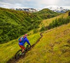 Be prepared for some physical excursion; mountain biking the Icelandic landscape can be tough!