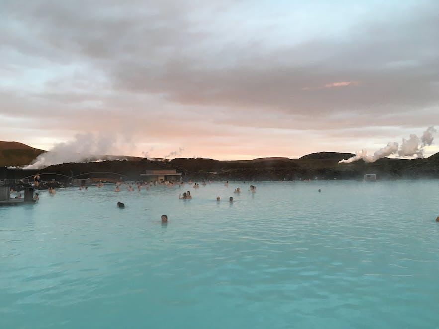 bluelagoon アイスランド ブルーラグーン