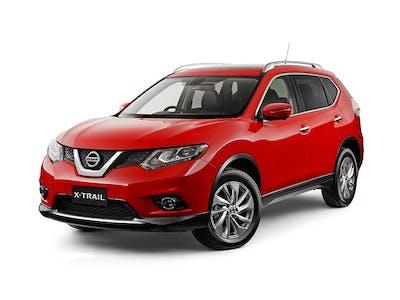 Nissan X-trail Automatic 4x4 (5+2) W.GPS 2017