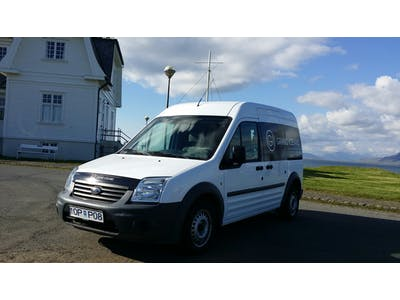 Ford Transit Connect Camper 2013