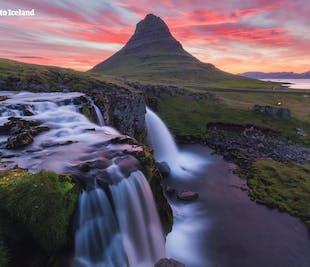 12-дневный автотур | Круг вокруг Исландии по Национальным паркам