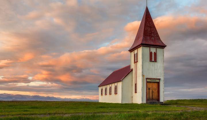 Spokojna 10-dniowa, samodzielna wycieczka objazdowa po Islandii, ze zwiedzaniem półwyspu Snaefellsnes, Złotego Kręgu i południowego wybrzeża
