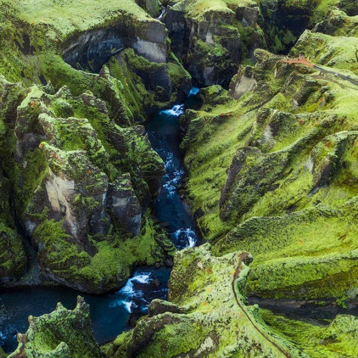 8日間サマーセルフドライブツアー|アイスランド西部・南部をゆったりと