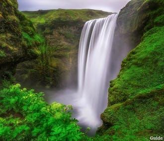 10일 여름 아이슬란드 렌트카 여행 패키지   링로드 완전 일주