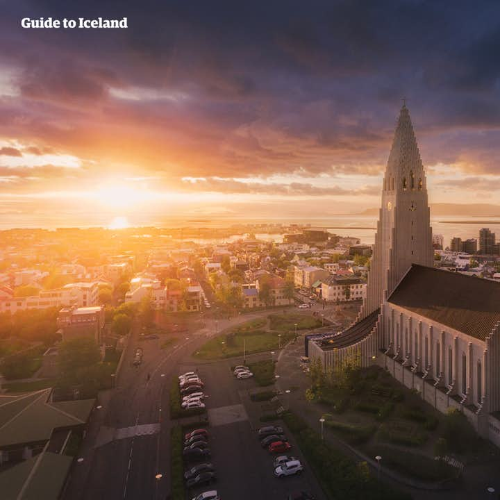 4天3夜夏季冰岛自驾 黄金圈+冰岛南岸 首都雷克雅未克住宿