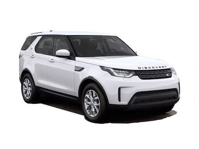 Land Rover Discovery (Free GPS & WiFI) 2018