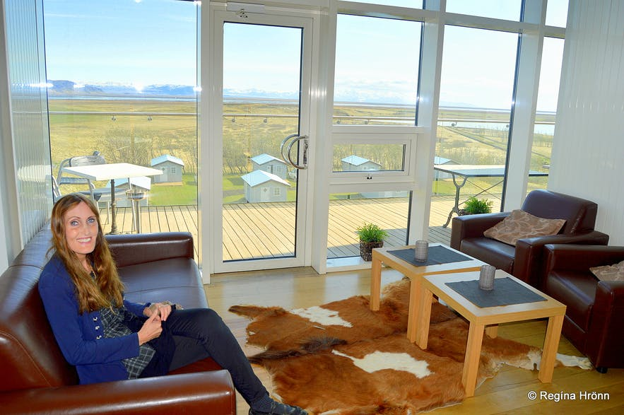 Hotel Laki and its Amazing Surroundings in South-Iceland
