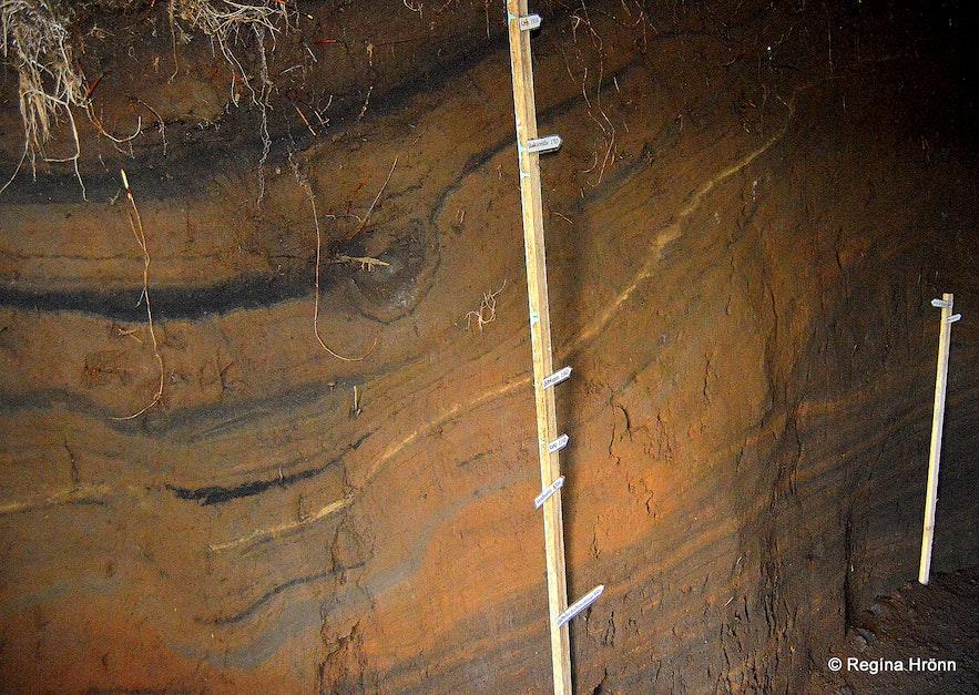 Öskulagabyrgið - the Bunker of Ash Layers
