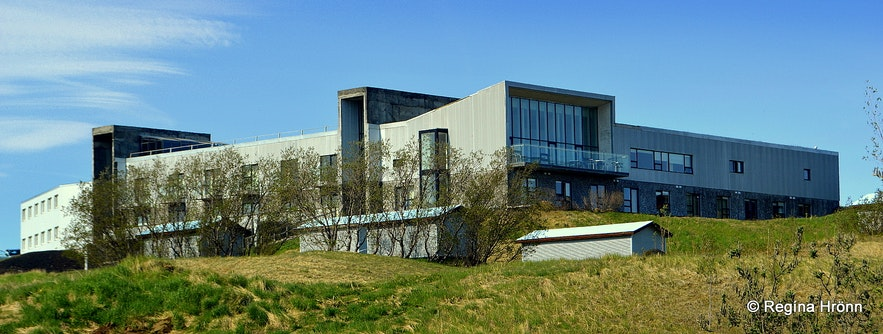 Hotel Laki at Efri-Vík and its Amazing Surroundings in South-Iceland