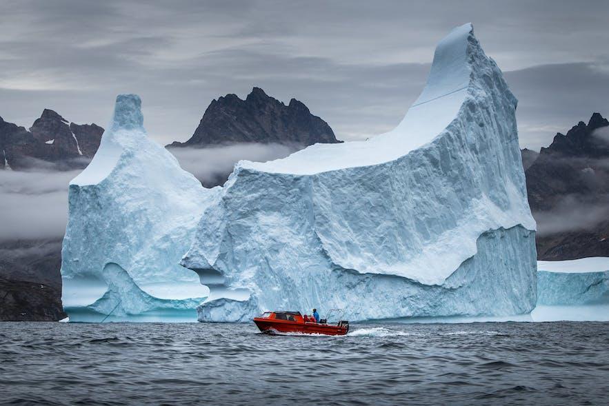 格陵蘭美景