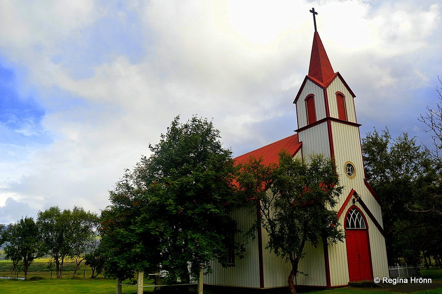 Vopnafjörður - Hofskirkja church
