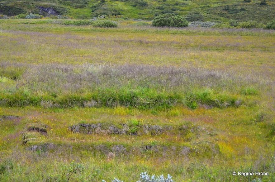 Hofstaðir Mývatn - Viking ruins