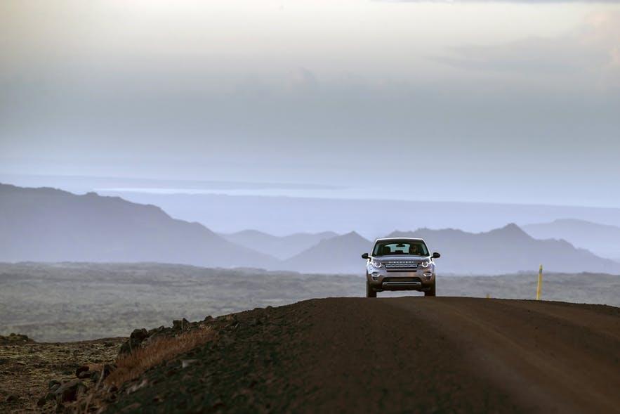 冰島自駕租車車型