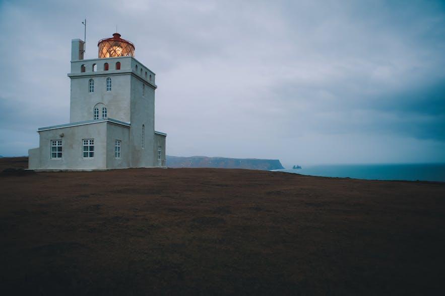 冰島南部燈塔