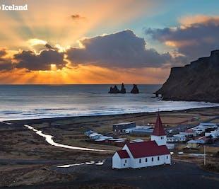 4 dni, samodzielna podróż | Złoty Krąg i południe, nocleg w Reykjaviku