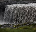 Dettifoss waterfall is rumoured to be Europe's most powerful cascade.
