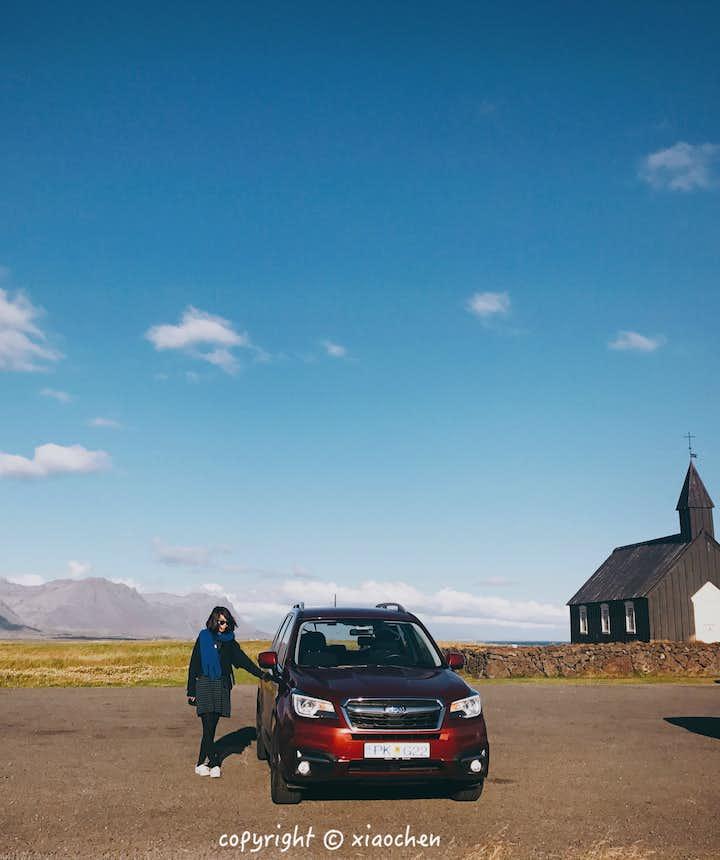 停留在盛夏的冰岛西峡湾自驾记忆