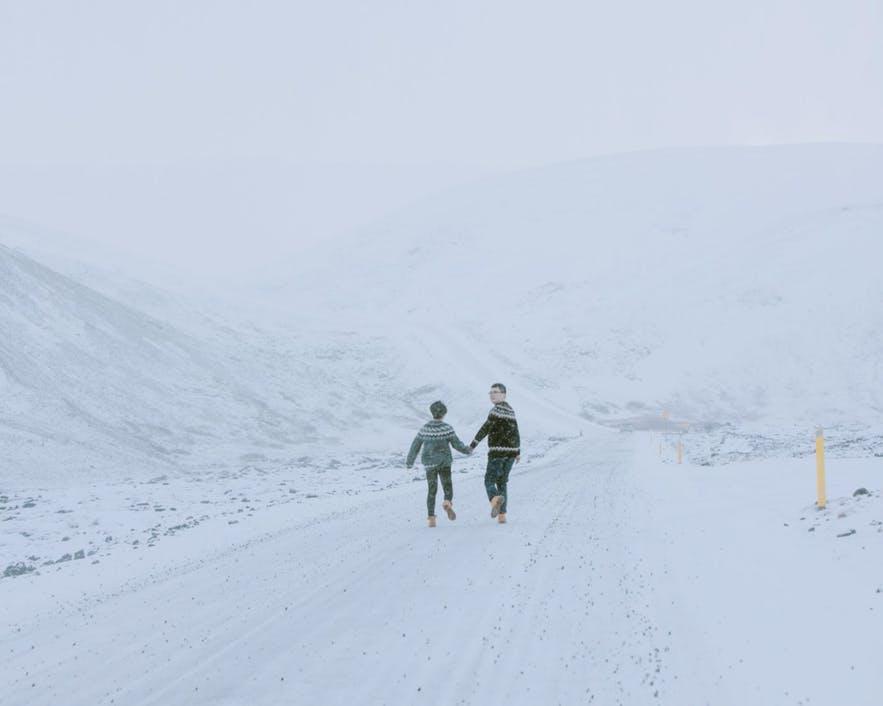 冰岛结婚婚纱旅拍