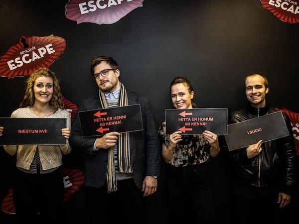 Reykjavik Escape