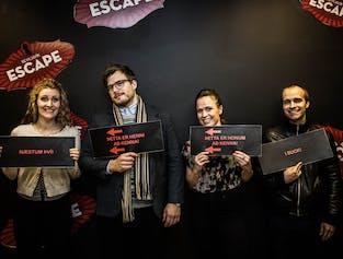 Escape Room Adventure   Hangover Experience