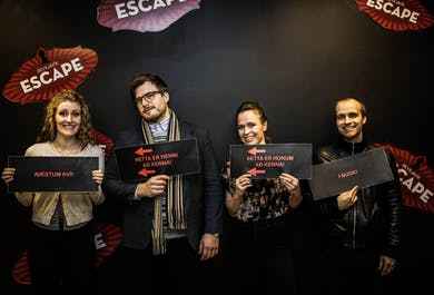 Escape Room Adventure | Hangover Experience