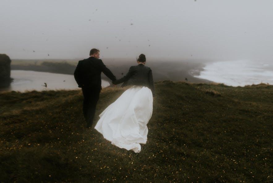 冰岛简单婚礼