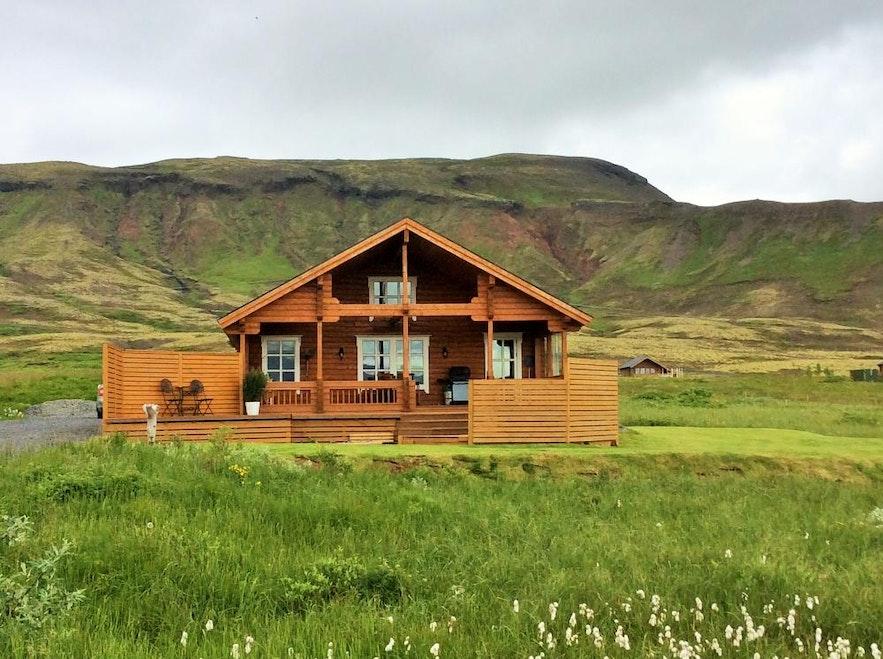 冰島Selfoss 度假屋