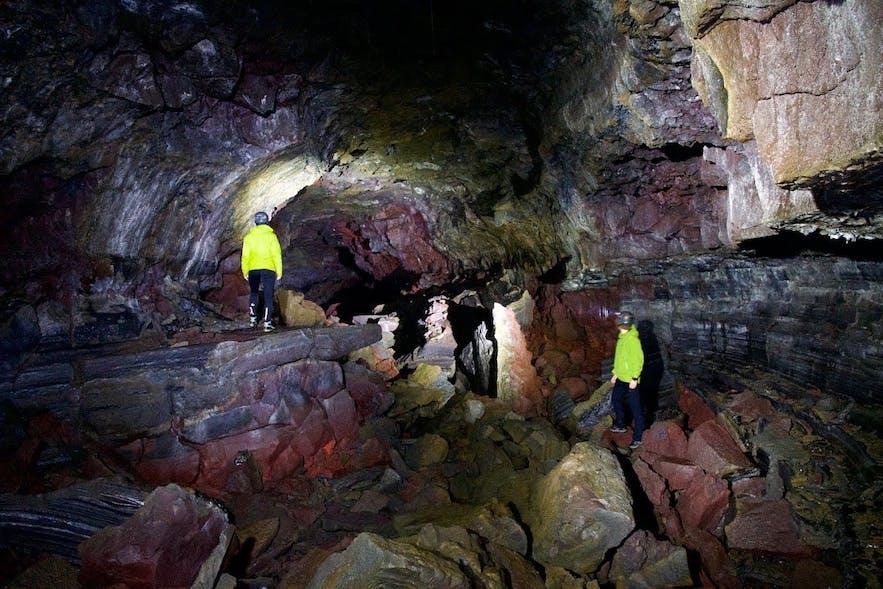 アルナルケルの洞窟