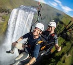 You've never seen Iceland's attraction like you will during your Paragliding tour.