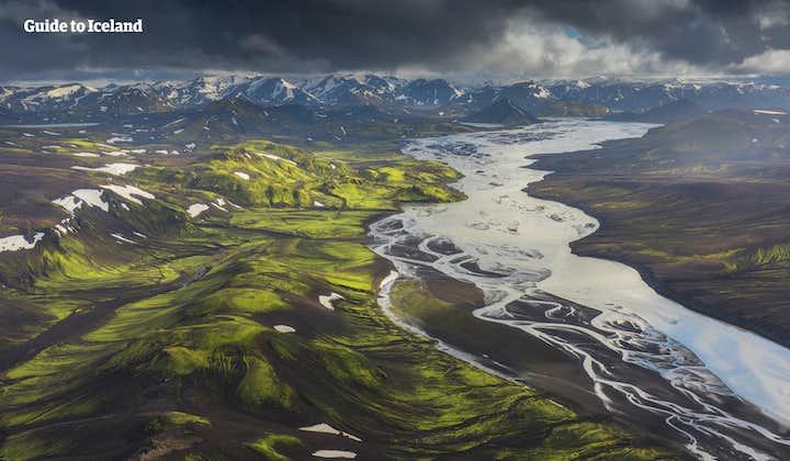 10天9夜冰岛夏季野性自驾 | 经典一号环岛公路+小众中央内陆高地