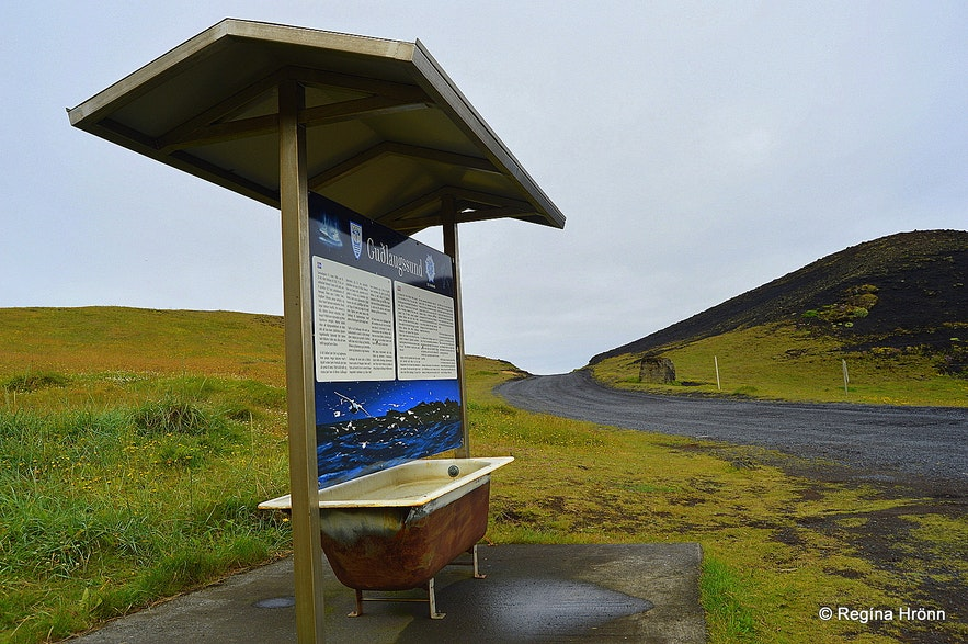 the Heroic Deed of the Fisherman Guðlaugur Friðþórsson in the Westman Islands