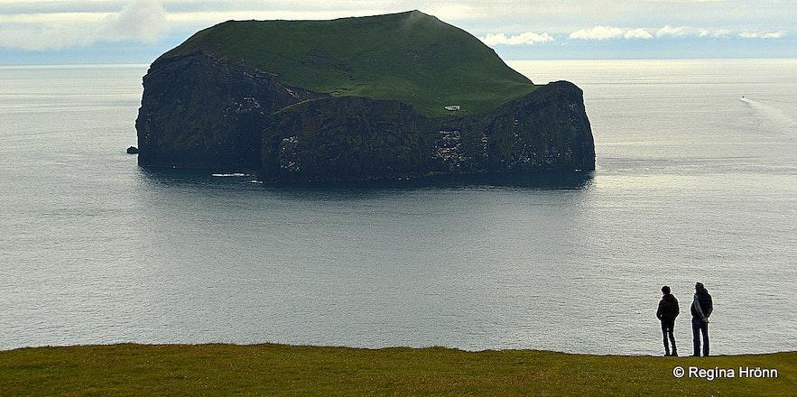 Westman islands - At Stórhöfði