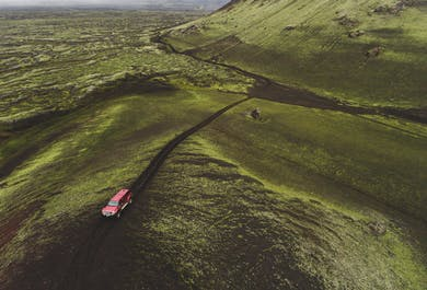 Mystery Super Jeep Tour   South Coast or the Highlands