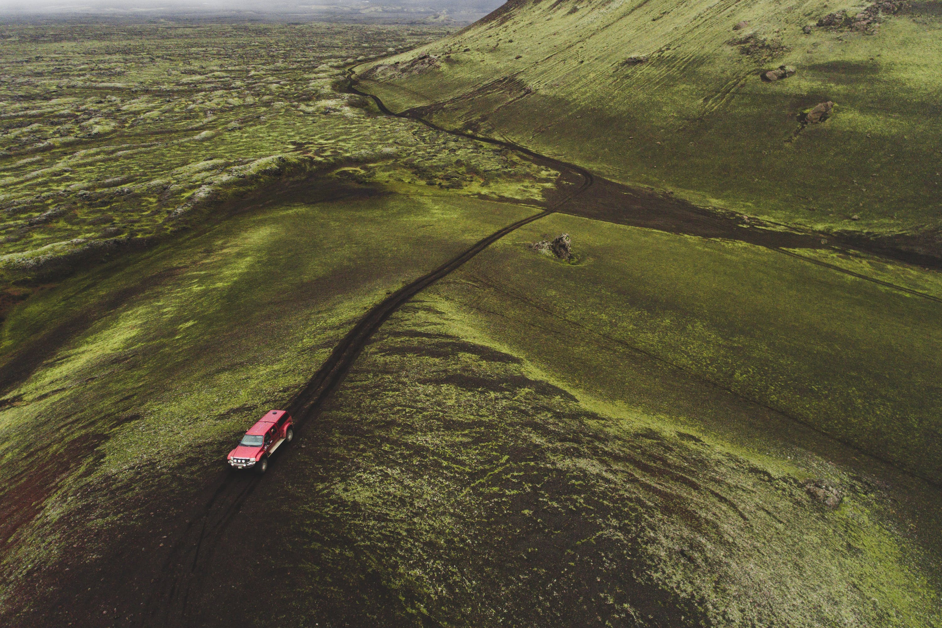 Mystery Super Jeep Tour | South Coast or the Highlands