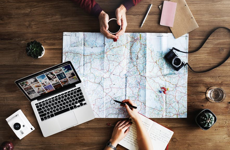 Organising a solo trip abroad can be one of the most stages of your vacation.