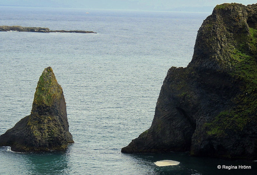Disappearing Landscape - Ketubjörg Cliffs and Dalshorn at Skagi in North-Iceland