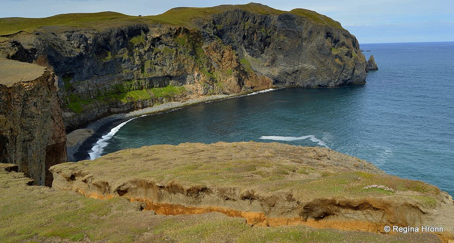 Disappearing Landscape - Ketubjörg Cliffs & Dalshorn at Skagi in North-Iceland