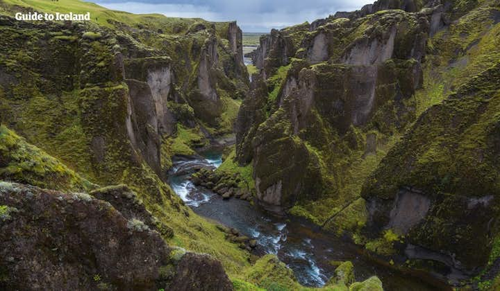 Двухнедельный автотур по летней Исландии
