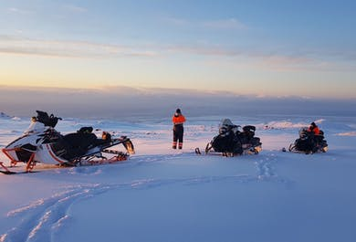 6-Day Snowmobile Adventure   Highlands Tour