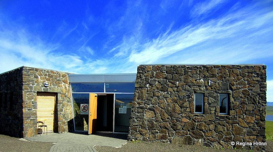 Þingeyrakirkja church information center in North-Iceland