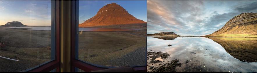 冰島西部峽灣民宿