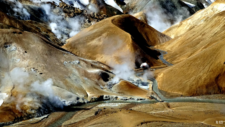 Kerlingarfjöll, terre de feu et de glace