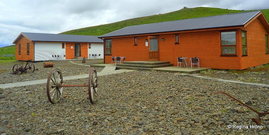 A lovely Stay at Dæli by Kolugljúfur Canyon in North-Iceland