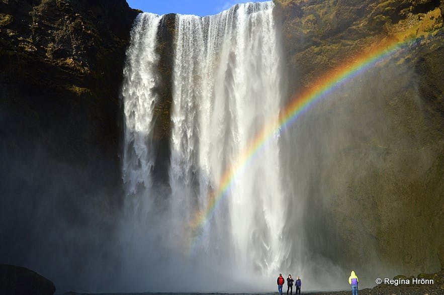 A lovely Stay in a Hotel right next to Skógafoss waterfall in South-Iceland!