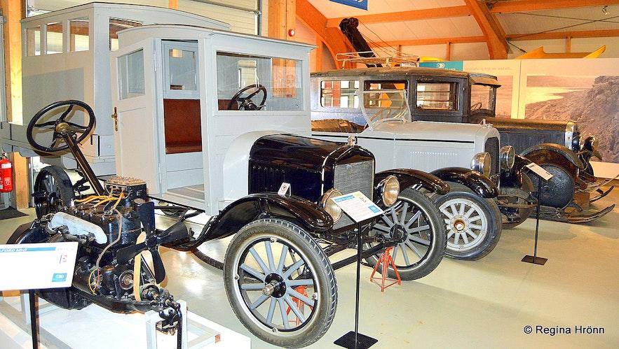 Samgöngusafnið - the TechnicalMuseum at Skógar