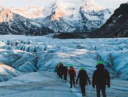 Skaftafell Glacier Hike   Medium Difficulty