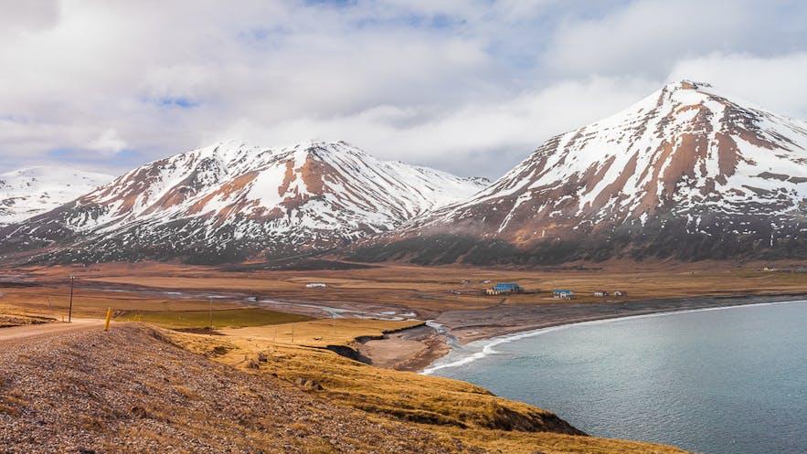 冰島北部峽灣