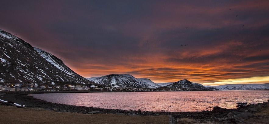 冰島西峽灣