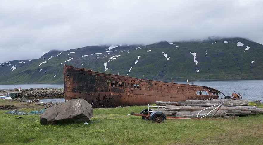 冰島Djupavik