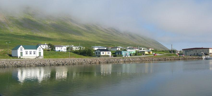 冰島Sudavik 村